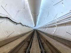 El primer túnel de The Boring Company