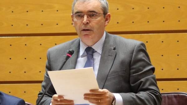 Vicente Aroca, alcalde La Roda, presidente PP Albacete