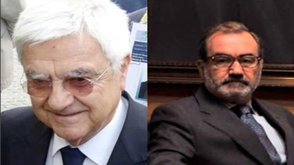 Francisco Baena Bocanegra y Óscar Cisneros Marcos