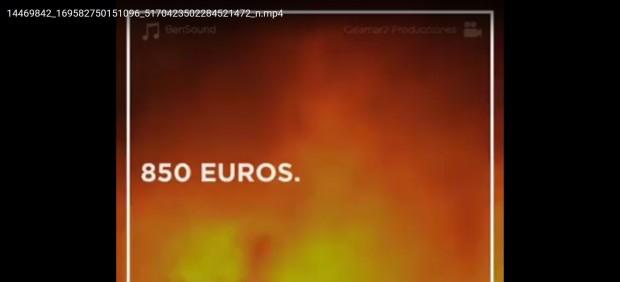 Visto para sentencia el juicio contra Podemos, al que un fotoperiodista exige 133.000 euros por ...