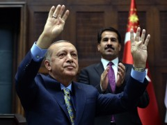 """Erdogan afirma que la muerte de Khashoggi fue """"un asesinato planificado"""""""
