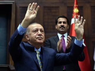 Erdogan comparece por el caso Khashoggi en el Parlamento de Ankara