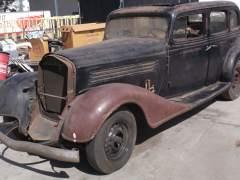 Venden un valioso coche de 1934 por solo 6.300 dólares