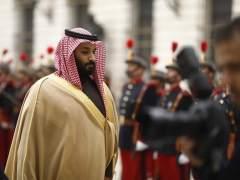 El príncipe heredero de Arabia Saudí, Mohammed Bin Salman Bin Abdulaziz Al-Saud