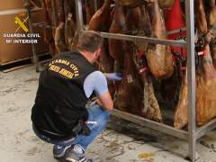 Operación contra la venta de carne en mal estado