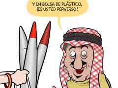 Venta de armas a Arabia Saudí