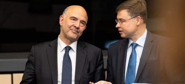 Bruselas rechaza el presupuesto de Italia en una decisión histórica