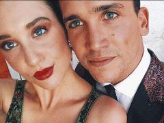 Los protagonistas de 'Élite', María Pedraza y Jaime Lorente, son pareja