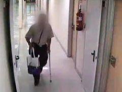 Detenido por aprovechar su enfermedad degenerativa para hurtar en hospitales cuando los pacientes se descuidaban