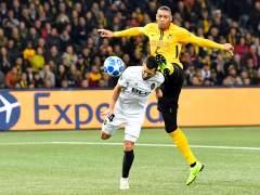 El Valencia empata contra el Young Boys... y gracias