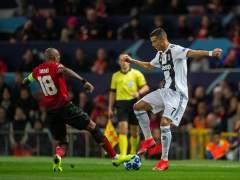 La Juventus deja a Mourinho al borde del abismo