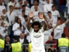 Marcelo vuelve a retirarse lesionado