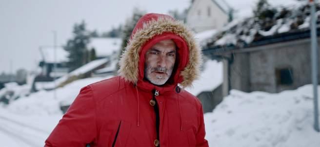 Jorge Martí Aguas en un momento del documental 'In The Middle of Norway'
