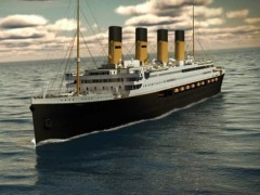 La segunda versión del Titanic, lista para zarpar en 2022