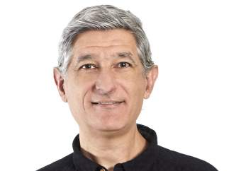 José Luis García, responsable del programa Cambio Climático de Greeenpeace España