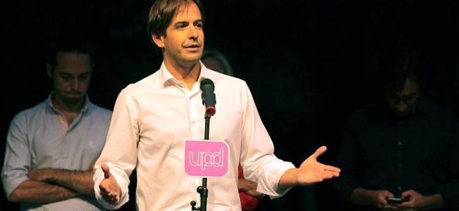 Cristiano Brown, portavoz nacional de UPyD