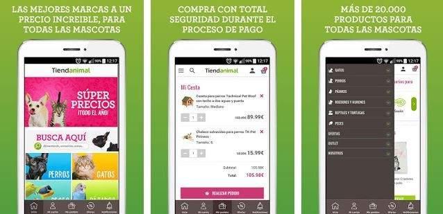 'Tiendanimal' ofrece multitud de productos para tu mascota