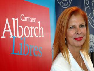 Fallece la exministra de Cultura Carmen Alborch