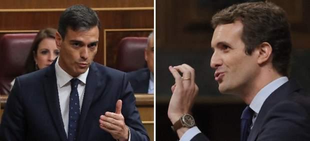 Sánchez vuelve a ofrecer a Casado negociar los Presupuestos, que llevará al Congreso antes de fin ...