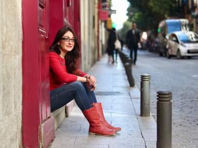 Sol Sánchez, candidata de IU a las elecciones autonómicas de 2019