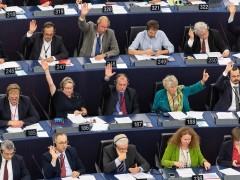 Votación Parlamento Europeo