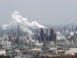 Refinería de Exxon Mobil en Baton Rouge, Louisiana