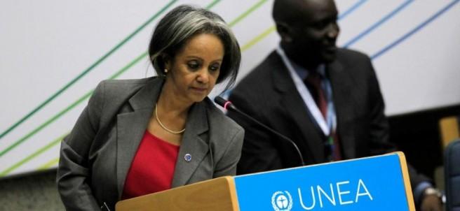 Sahle-Work Zewde presidenta Etiopía