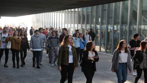 Estudiantes de arquitectura de sevilla trabajar n en proyectos de edificaci n de solares de huelva - Arquitectura tecnica sevilla ...