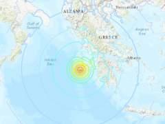 Terremoto ern Grecia