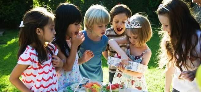 Cumpleaños infantil