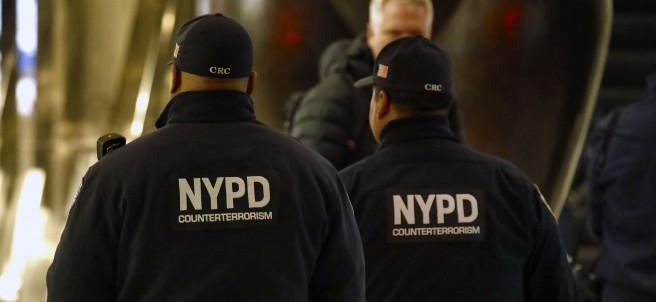 Policía paquetes Estados Unidos