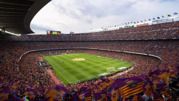 58454f70d8b El Barcelona no abrirá de momento el Camp Nou a un partido de fútbol  femenino