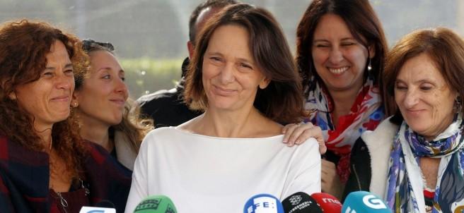 Carolina Bescansa anuncia que abandonará su escaño de diputada
