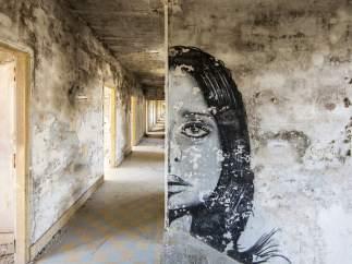 Grafitis que vuelven a llenar de vida 15 lugares abandonados