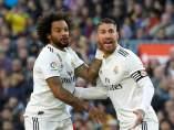 Marcelo y Sergio Ramos