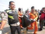 Avión de Lion Air accidentado en Indonesia