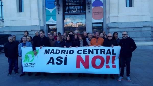 Plataforma Afectados por Madrid Central
