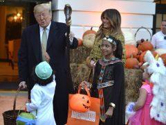 Halloween en la Casa Blanca