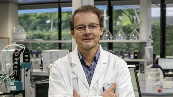 Miquel Paraira, director de calidad en Aguas de Barcelona.