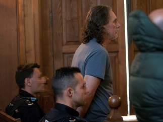 Sito Miñanco en el banquillo de los acusados