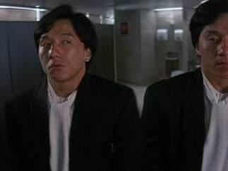 Jackie Chan en 'Twin Dragons' (1992)
