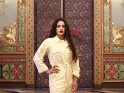Rosalía presenta su último trabajo, 'El mal querer'.