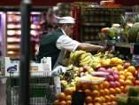Compra en supermercados