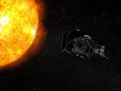Récord de aproximación al Sol