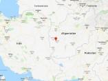 Localización Farah Afganistán