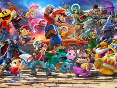 'Super Smash Bros. Ultimate'