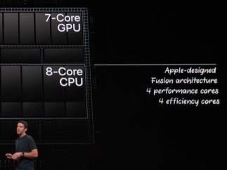 Presentación del iPad Pro de Apple