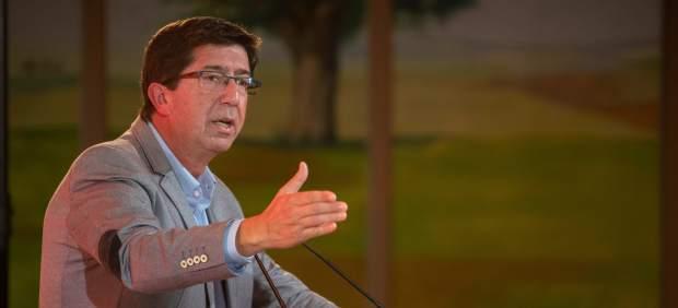 Juan Marín, el candidato de Ciudadanos alejado de las polémicas que tratará de romper con el ...