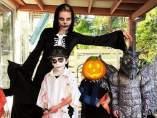 Elsa Pataky se disfraza por Halloween