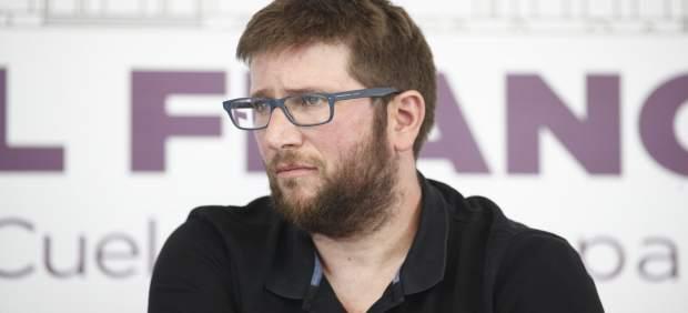 El eurodiputado de Podemos Miguel Urbán